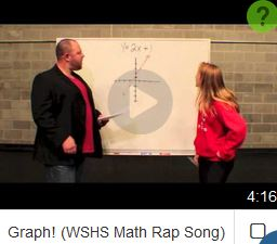 Graph! music video EdPuzzle