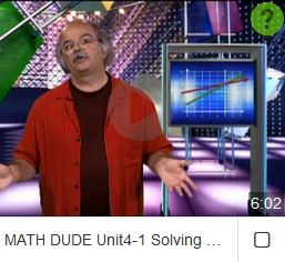 Math Dude Systems EdPuzzle